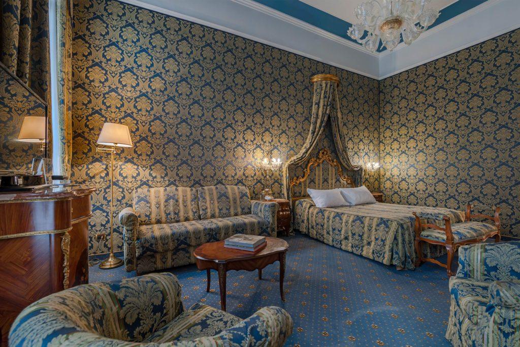 Hotel Antico Ponte Venezia Tessilmoquette moquette e tessuto tesato