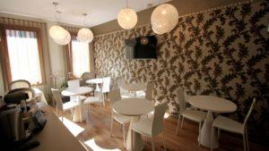 Rio boutique hotel venice restaurant Tessilmoquette Carta da Parati